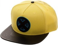 Marvel: X-Men Carbon Fibre - Snapback Cap