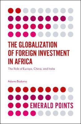 The Globalization of Foreign Investment in Africa by Adams Bodomo image