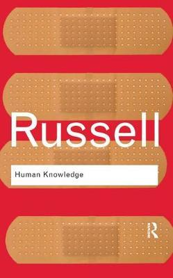 Human Knowledge: Its Scope and Limits by Bertrand Russell