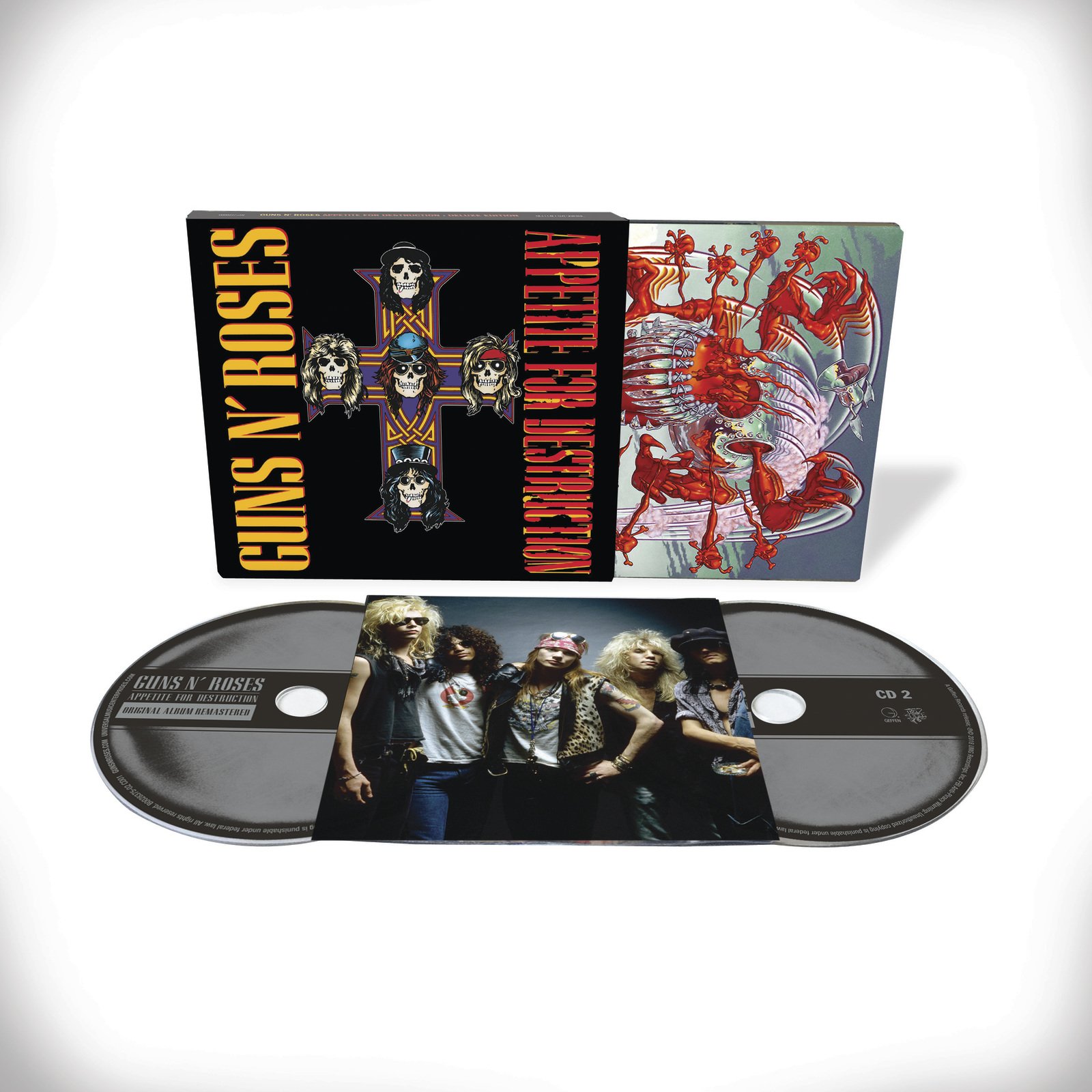 Appetite For Destruction - Deluxe Edition by Guns N' Roses image