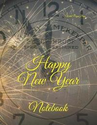 Happy New Year by Wild Pages Press
