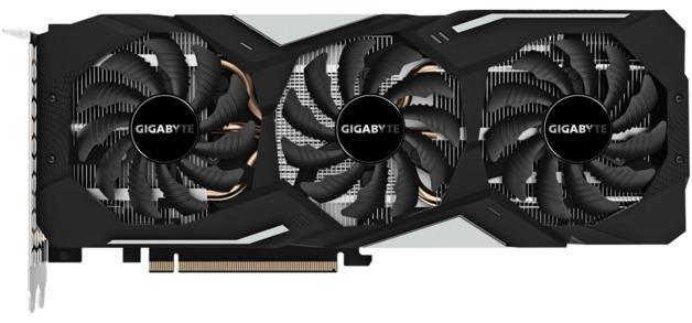 Gigabyte GeForce GTX 1660 Ti OC 6GB GPU