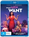 What Men Want on Blu-ray
