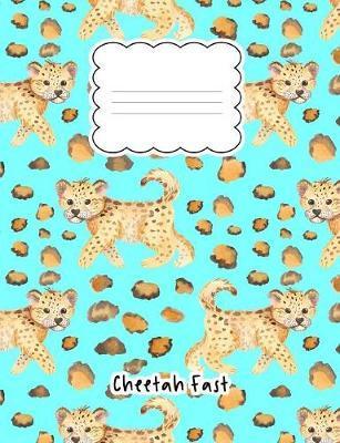 Cheetah Fast by Candyart Journals