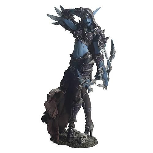 World of Warcraft Series 6 Forsaken Queen Figure image