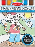 Melissa & Doug: Blue Paint With Water Kids' Art Pad