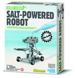 4M: Green Science - Salt Water Power Robot