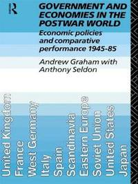 Government and Economies in the Postwar World by Andrew Graham image