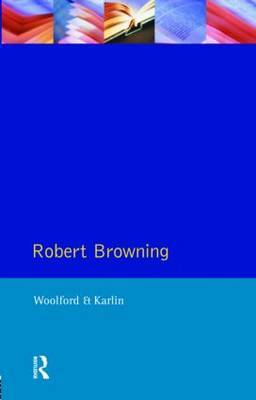 Robert Browning by John Woolford