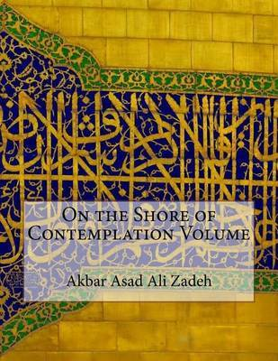 On the Shore of Contemplation Volume by Akbar Asad Ali Zadeh image