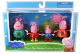 Peppa Pig: Muddy Puddles Family Pack