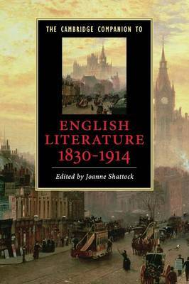 The Cambridge Companion to English Literature, 1830-1914 image