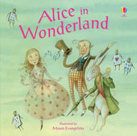 Alice in Wonderland by Lesley Sims