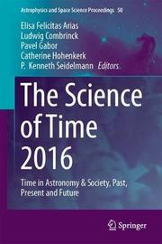 The Science of Time 2016 image
