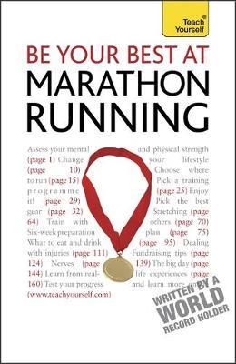 Teach Yourself be Your Best at Marathon Running by Tim Rogers image