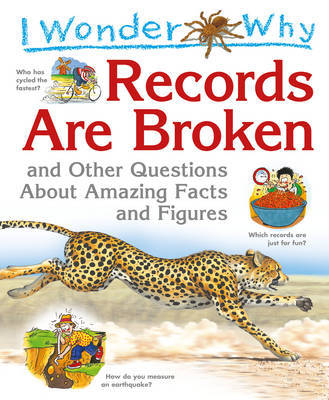 I Wonder Why Records are Broken by Simon Adams image