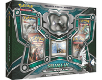 Pokemon TCG Silvally Figure Box