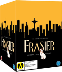 Fraiser - The Complete Collection on DVD