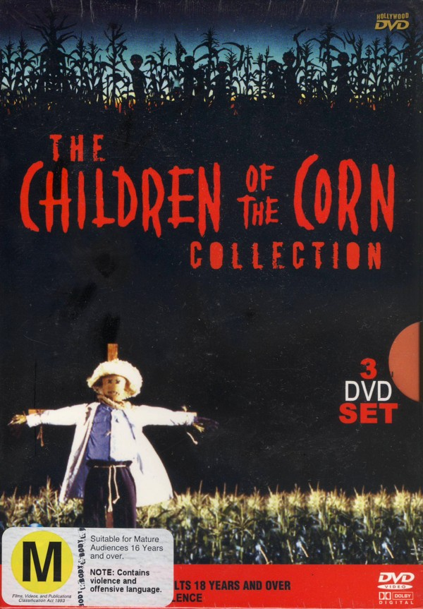 Children Of The Corn Box Set (3 Disc) on DVD image