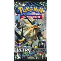 Pokemon TCG Ultra Prism Single Booster (10 Cards)