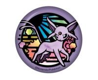 Pokemon: Kirie Series - Can Badge (Espeon A)
