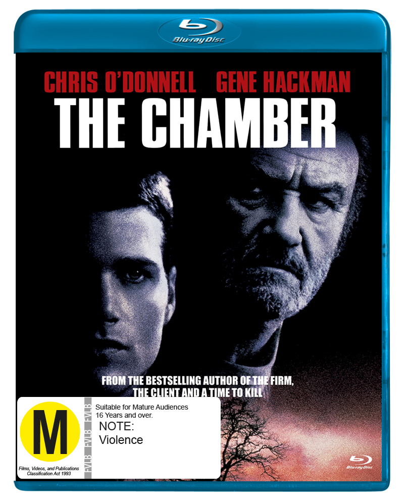 The Chamber on Blu-ray image