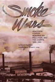 Smoke Wars (PB) by Donald MacMillan