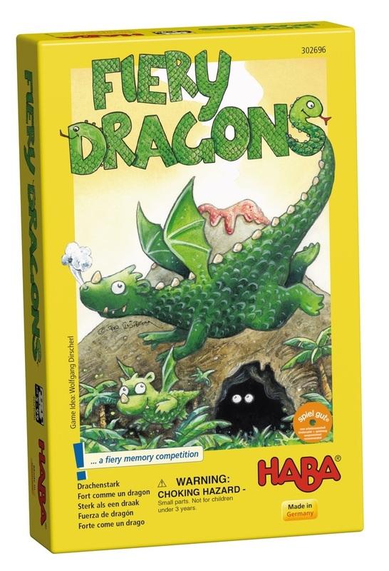 Fiery Dragons - Children's Game