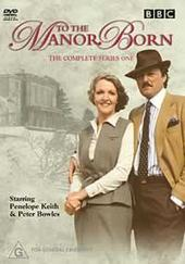 To The Manor Born - Series 1 (2 Disc Set) on DVD