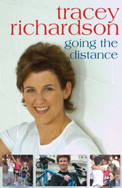 Tracey Richardson: Going the Distance by Tracey Richardson image