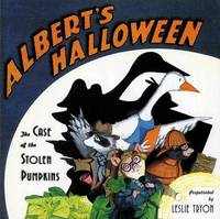 Alberts Halloween Case of Stol by Leslie Tryon image
