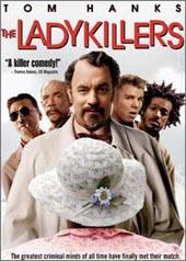 The Lady Killers on DVD