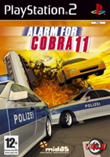 Alarm for Cobra 11: Hot Pursuit for PlayStation 2