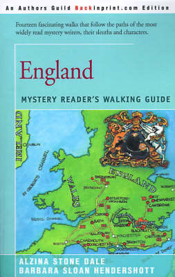 Mystery Readers Walking Guide: England by Alzina Stone Dale