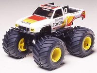 Tamiya Toyota Hi-Lux Monster Racer Mini 4WD