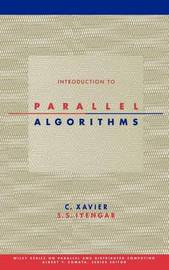 Introduction to Parallel Algorithms by C. Xavier image