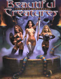 Beautiful Creatures: The Art of James Ryman: v. 1 image