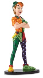 Romero Britto: Peter Pan - Large Figure