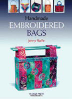 Handmade Embroidered Bags by Jenny Rolfe image