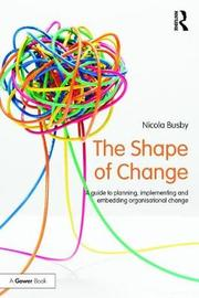 The Shape of Change by Nicola Busby