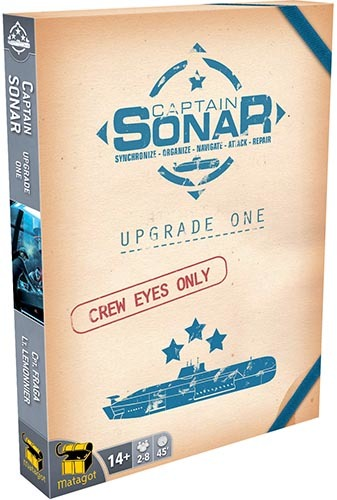 Captain Sonar: Upgrade One image