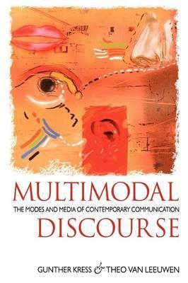 Multimodal Discourse by Theodoor Jacob Van Leeuwen image