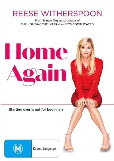 Home Again on DVD image