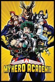 My Hero Academia - Character Burst (725)