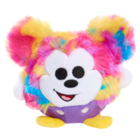 Disney: Slo Foam Plush - Rainbow Mickey