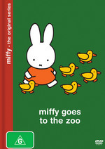 Miffy - The Original Series: Vol. 2 - Miffy Goes To The Zoo on DVD