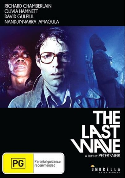 The Last Wave (Remaster) on DVD