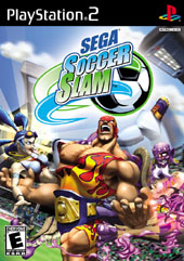 Sega Soccer Slam for PlayStation 2