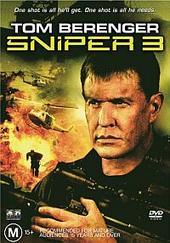 Sniper 3 on DVD