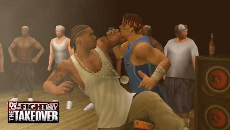 Def Jam Fight for NY - The Takeover for PSP image